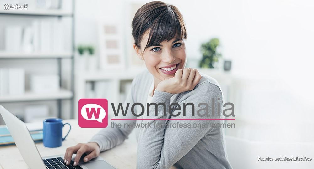 Womenalia, la red profesional pensada para mujeres