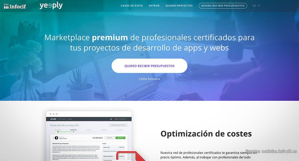 Yeeply: Profesionales certificados en más de 20 países para el desarrollo de proyectos digitales