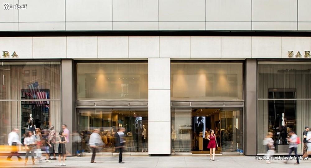 Zara inaugura una tienda en plena Milla de Oro de Madrid