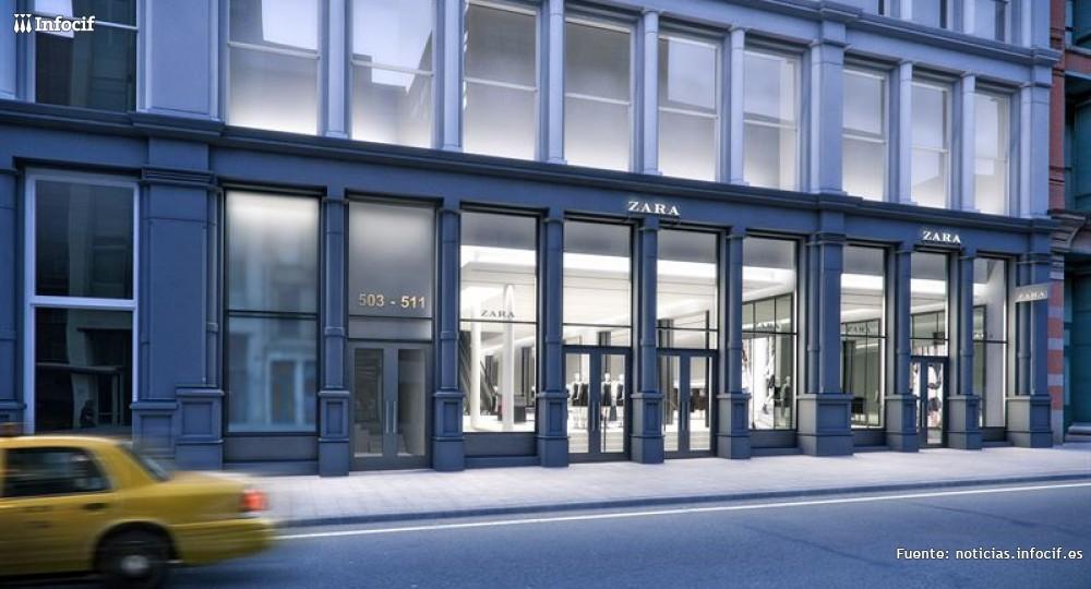 Zara abre en el SoHo neoyorkino