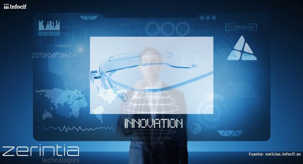 Zerintia crea un biosensor para Google Glass