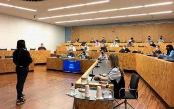 Sesión formativa de Zeus en Lanzadera