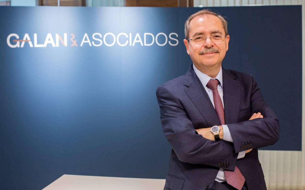 José Antonio Galán, socio director de Galán & Asociados