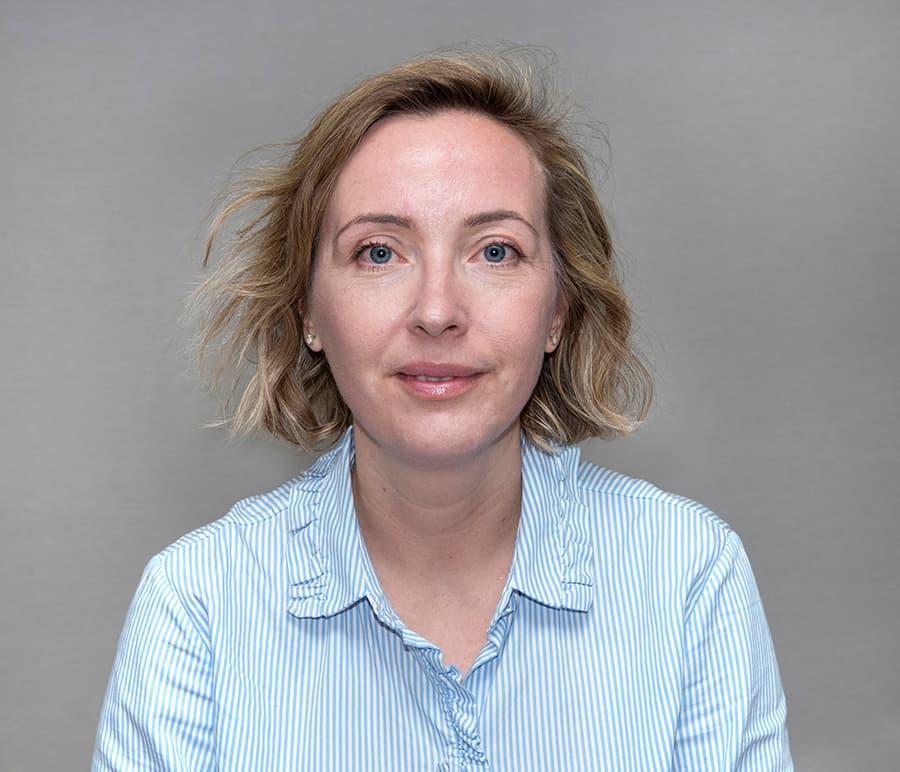 Isabel Pérez-Cabrero, asociada Dpto. Patentes y Marcas de Garrigues Valencia