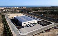 Sede de Amazon en Alicante