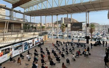 Panoramis Life & Business, un centro comercial ubicado en el puerto de Alicante