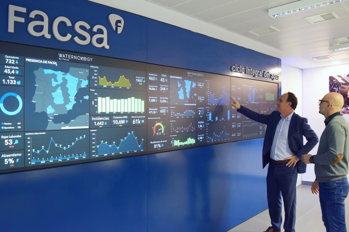 José Claramonte, director general de FACSA