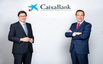 José Ignacio Goirigolzarri y Gonzalo Gortázar