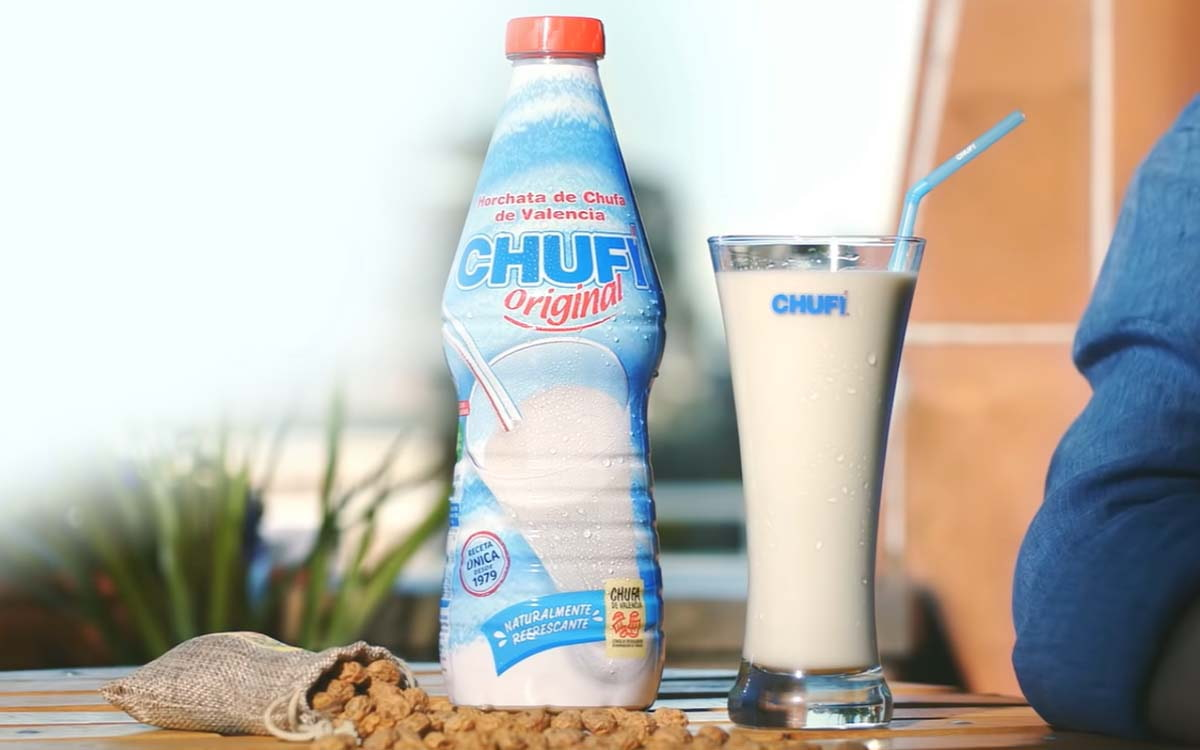 chufas ingrediente de la horchata Chufi
