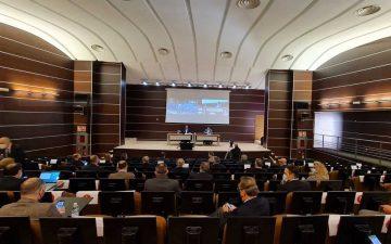 Presentación de la propuesta de Economía Sostenible sobre Feria Valencia e IFA