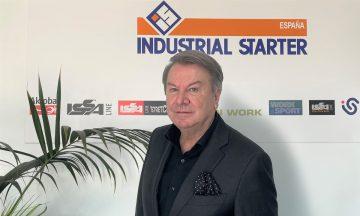 Roberto Piccolo, gerente de Industrial Starter España