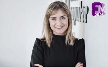 Mar Mestre, Directora de Comunicación y Experiencia de Clientes de Caixa Popular y responsable del proyecto Caixa Popular Dona