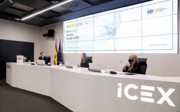 Presentación del informe 'Fondos Soberanos 2020'