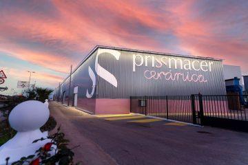 La imagen renovada de  Prissmacer Cerámica en Onda