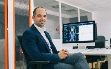 Ángel Alberich-Bayarri, CEO de Quibim