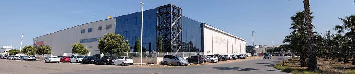 Industrial Starter fachada