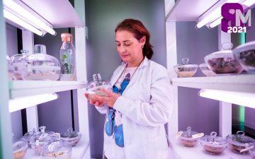 María R. Albiach Martí, CEO y socia fundadora de ValGenetics, S.L.