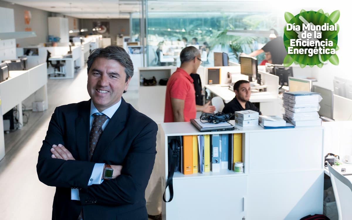 Vicente Juan Martínez, CEO de GH Induction