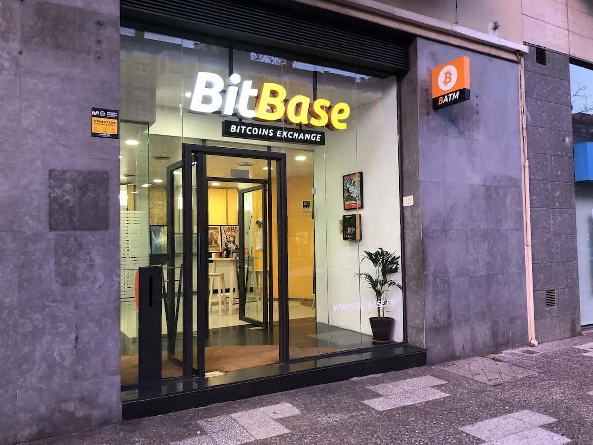 Tienda de la startup BitBase