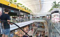 Un centro comercial