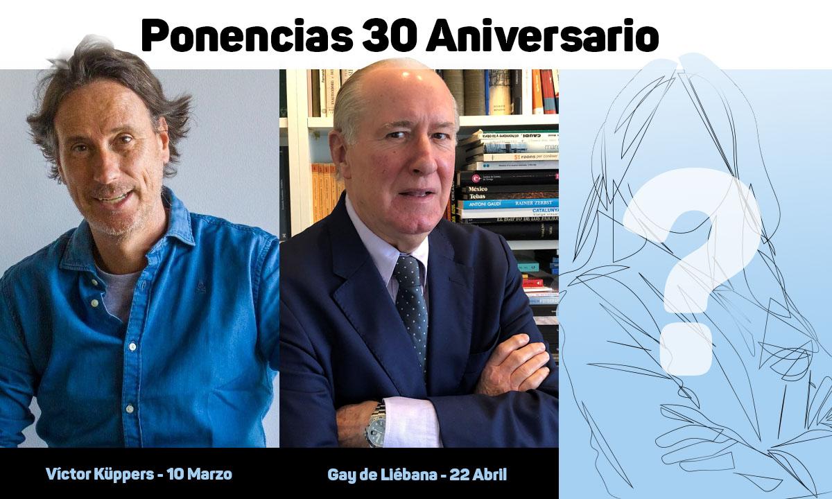 Ciclo de conferencias de Economía 3 por su 30 aniversario