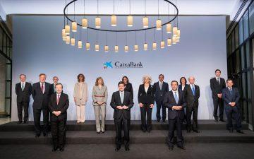 Miembros del Consejo de Administración de Caixabank