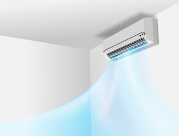 La tecnología inverter nos ayuda a ahorrar en el aire acondicionado