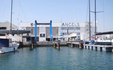 Nueva sede de Angels, la sociedad inversora de Juan Roig