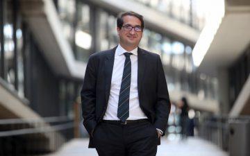 Peio Belausteguigoitia, 'country manager' de BBVA en España