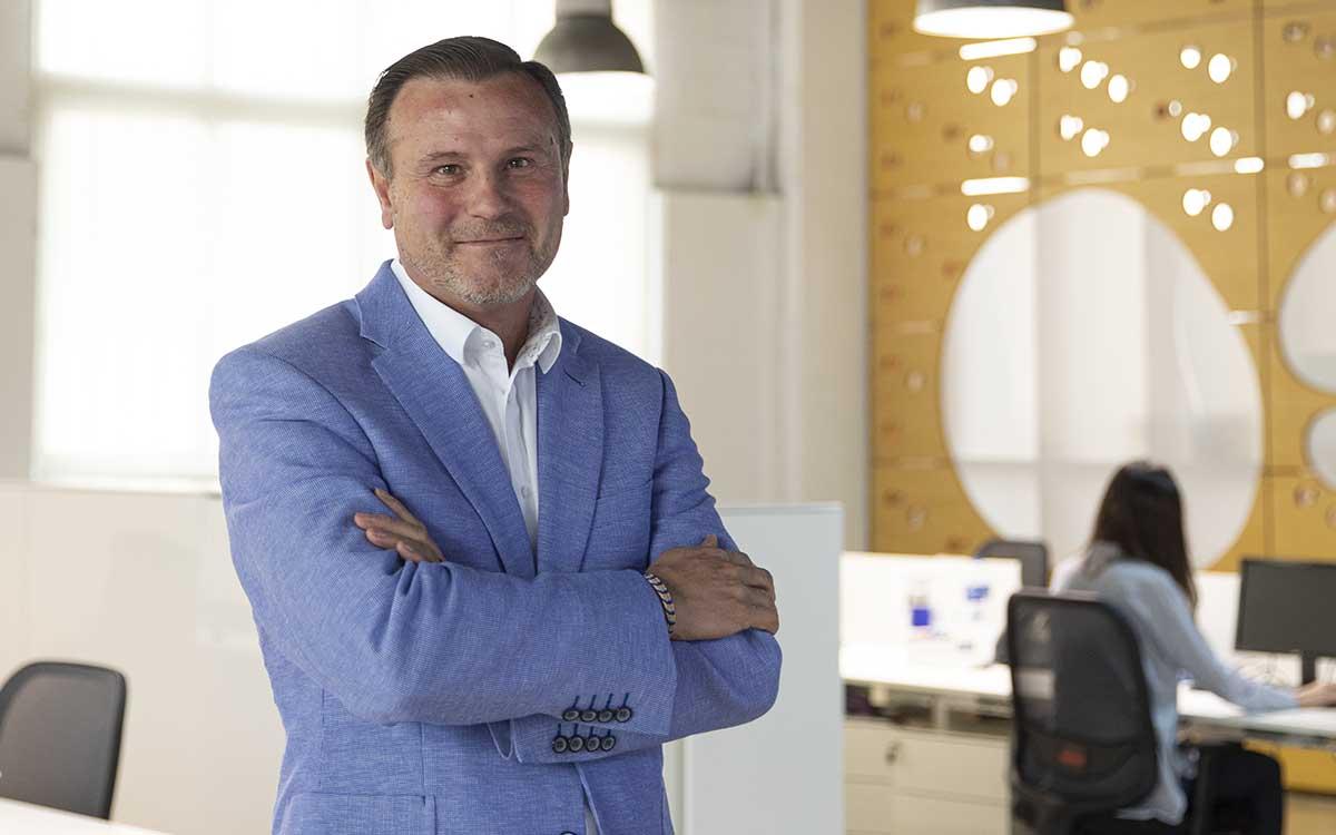 El valenciano Carlos Martínez Sabater, nuevo CEO de Consultia Travel