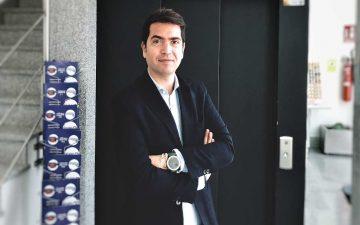 Francisco Fandos, director general de Grupo FB