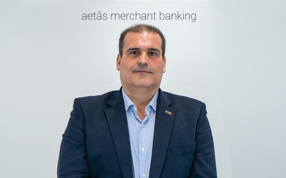 Jorge Gresa, socio de Aetas