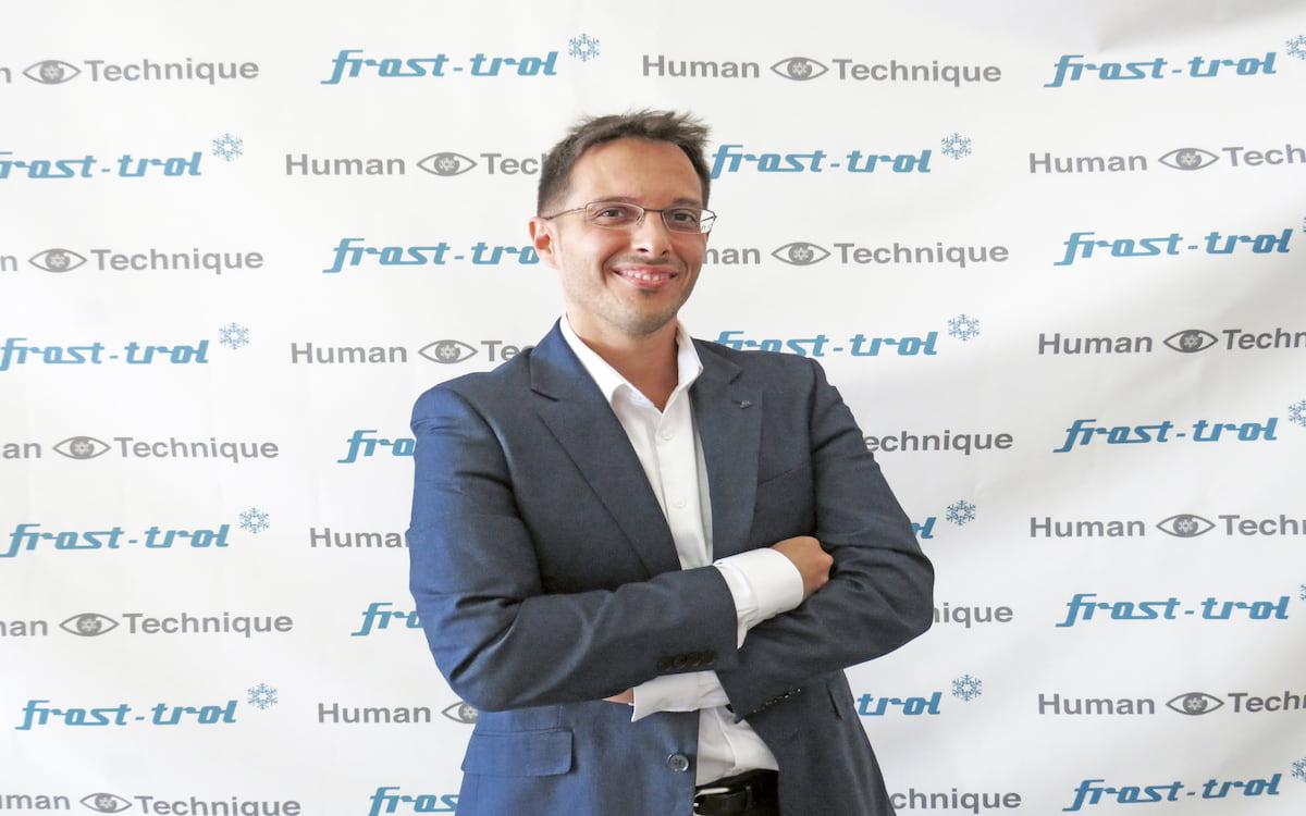 Jorge Patiño, director técnico de Ingeniería de Producto en Frost-trol