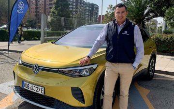 Miguel Parra, director comercial de Levante Wagen