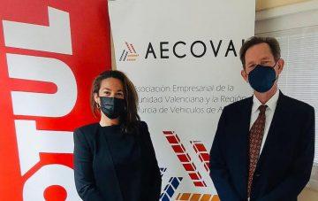 Motul y AECOVAL firman un acuerdo de colaboración