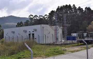 Subestación eléctrica de Tomeza, Adif