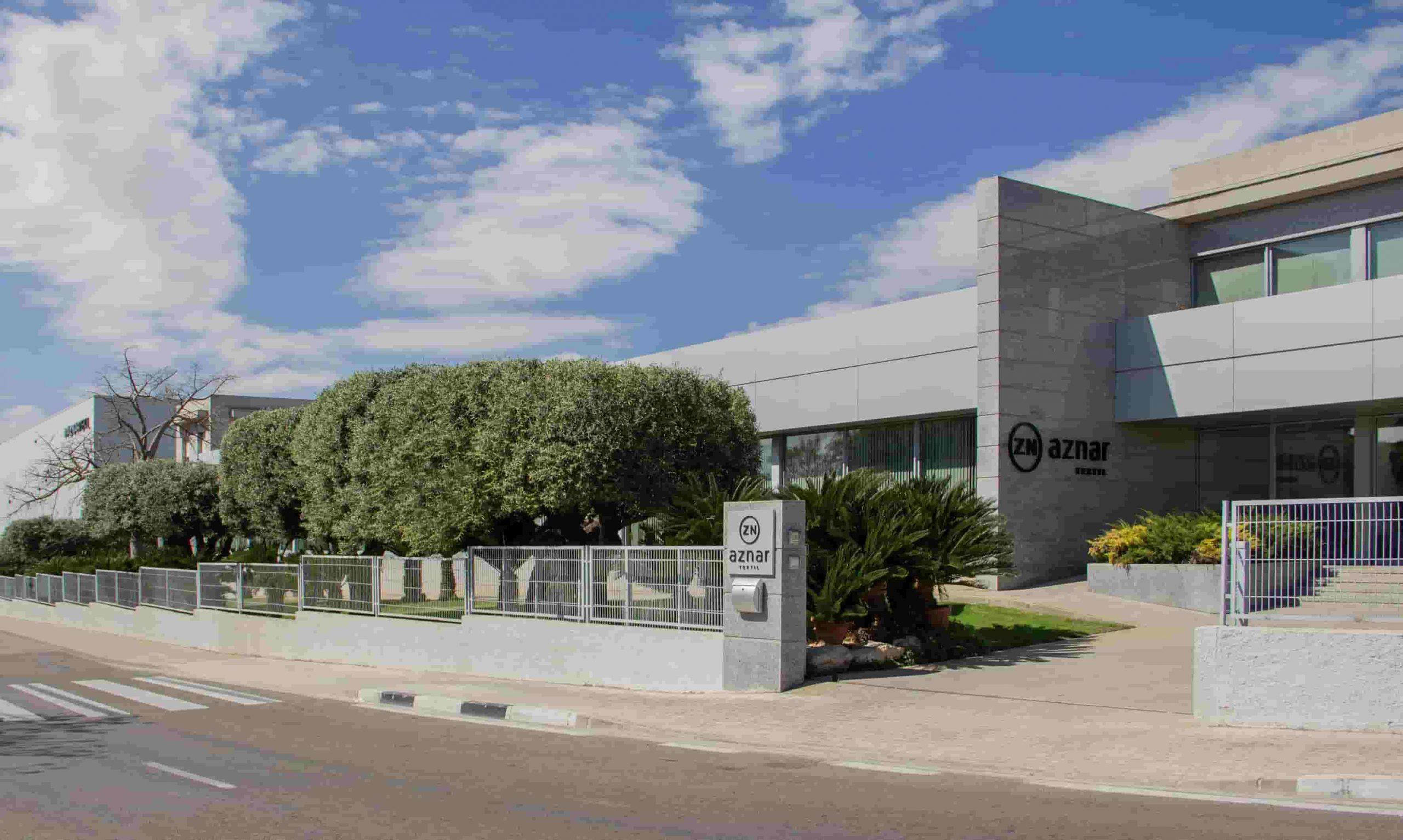 Oficinas de Aznar Textil