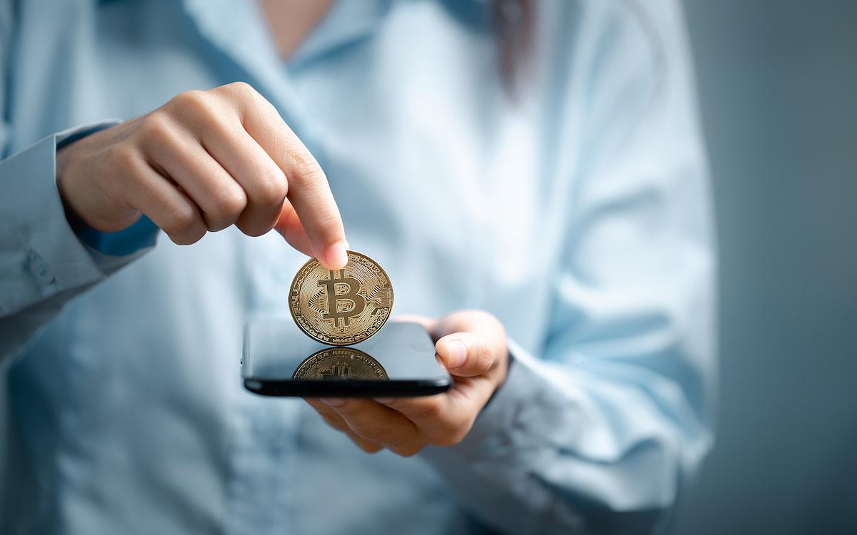 uso criptomonedas, la más popular bitcoin