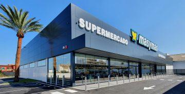 Supermercado masymas en El Verger (Alicante)