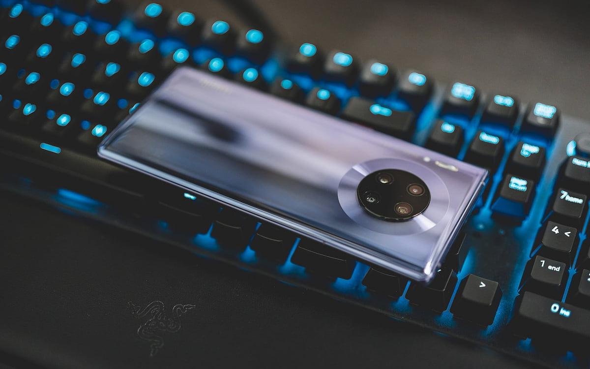 Tecnología 5 G (Imagen de THAM YUAN YUAN)