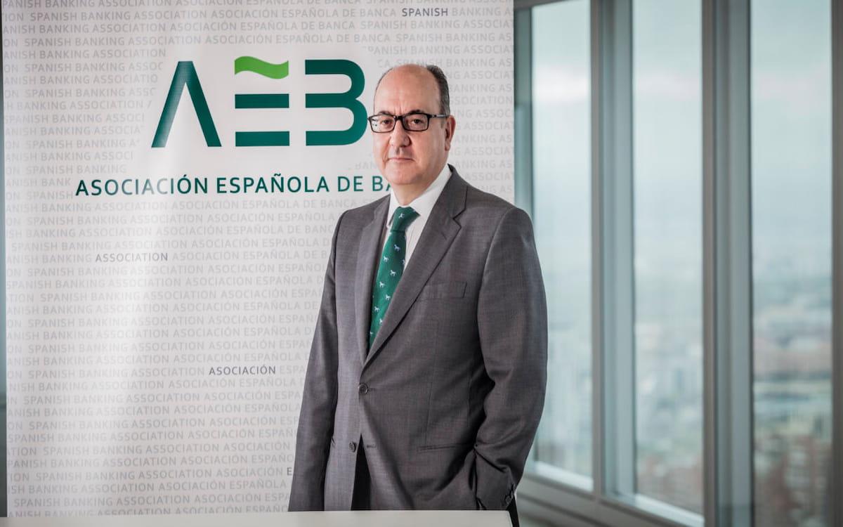 José María Roldán, presidente de la Asociación Española de la Banca