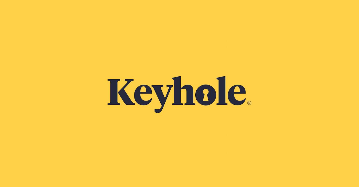 Logo de Keyhole