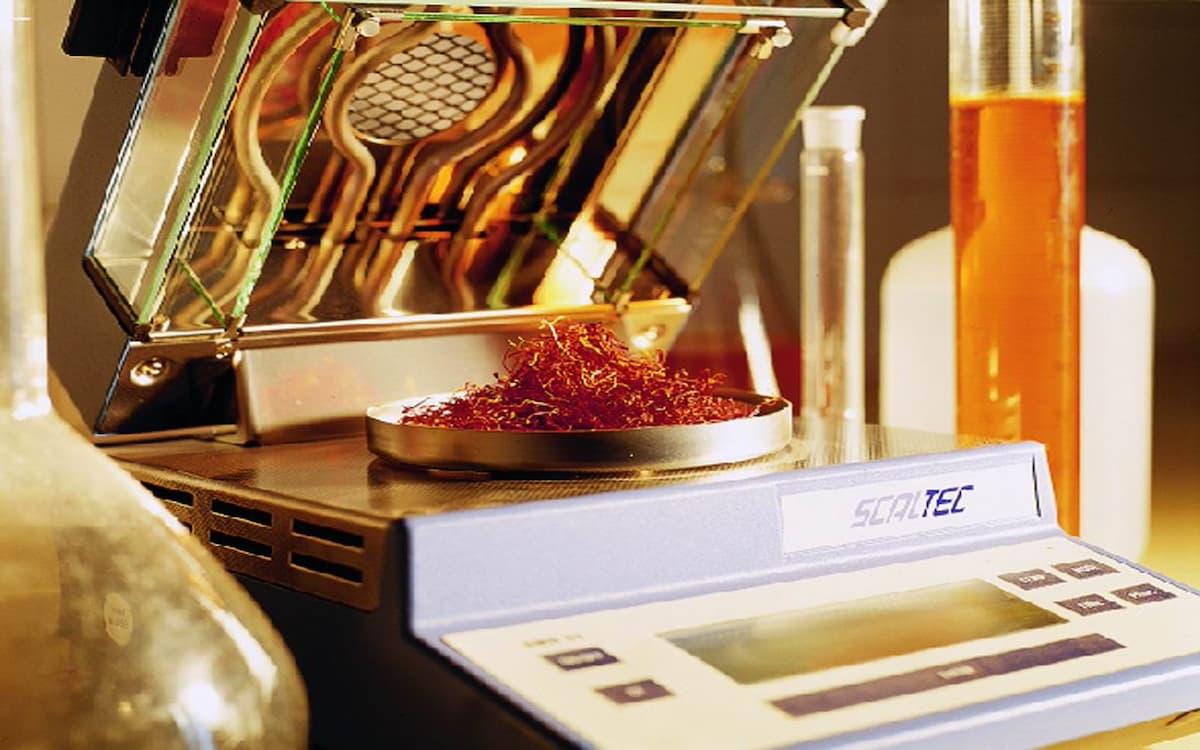 El laboratorio de Saffron