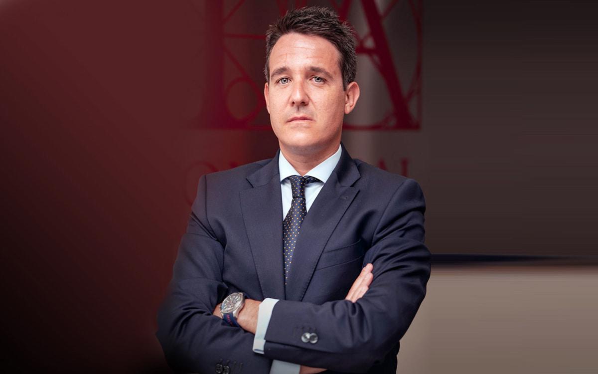 Miguel Ángel Molina, socio del área fiscal de Tomarial