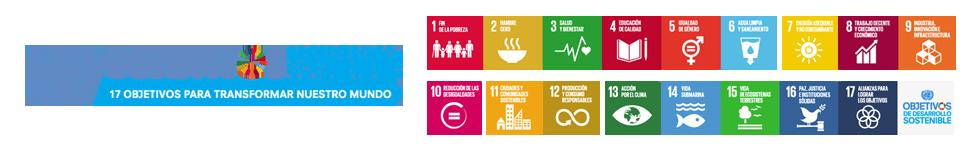 Objetivos de desarrollo sostenible para la agenda 2030 - ODS