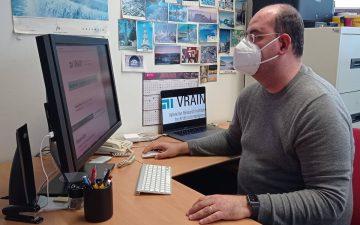 Santiago Escobar, experto en ciberseguridad e investigador del Instituto VRAIN de la UPV