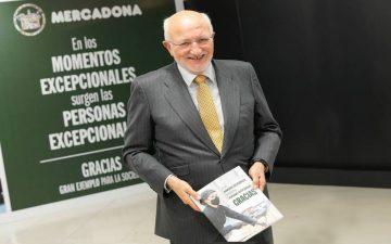 Juan Roig presenta los resultados de Mercadona