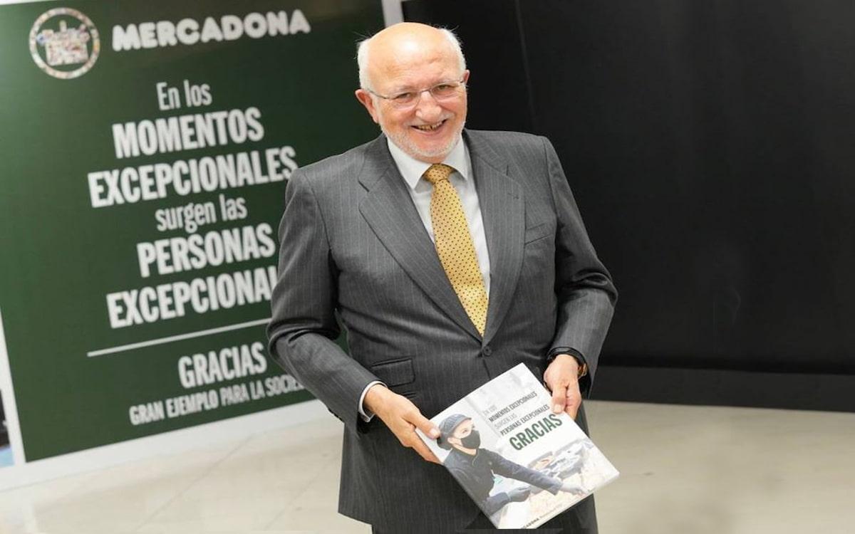 Juan Roig. Mercadona