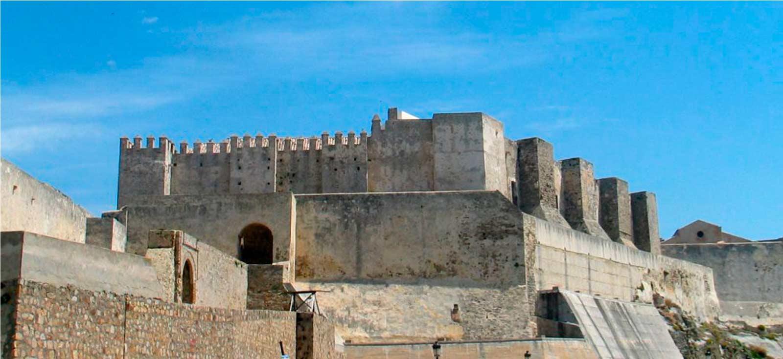 El castillo es uno de los rincones que ver en Tarifa