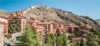 Uno de los bellos parajes que ver en Albarracín